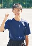 笑顔を見せる向田さん