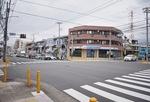中田駅前交差点