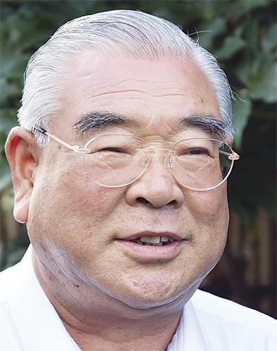 石塚 武夫さん