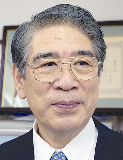 上澤(かみさわ)摩壽雄(ますお)さん