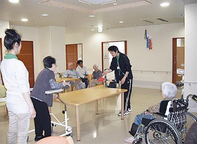 介護実習を体験して〜東北福祉大学