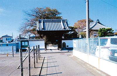 中田寺から立場駅へ