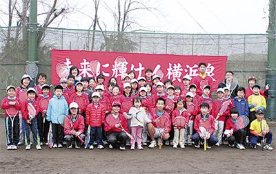 ソフトテニスジュニア教室