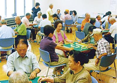 高齢者の健康維持に