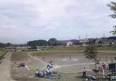 いずみ中央駅〜和泉遊水地
