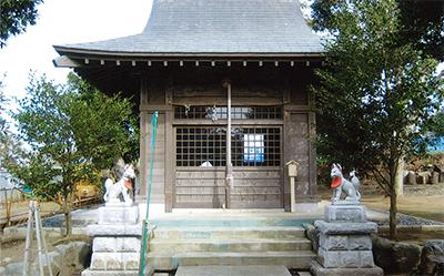 いずみ野駅〜横根稲荷神社