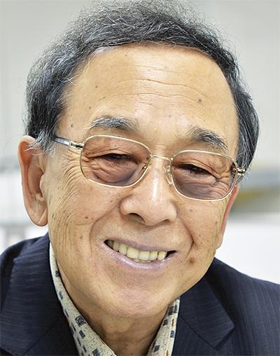 今田 勝さん