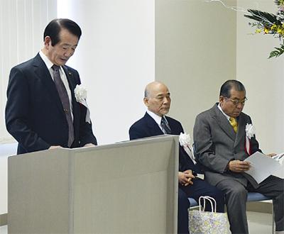 立場中央商店会が30周年