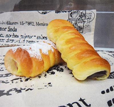 幼稚園の「パン」が好評