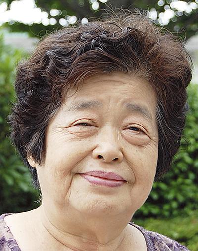 翠川 宣子さん