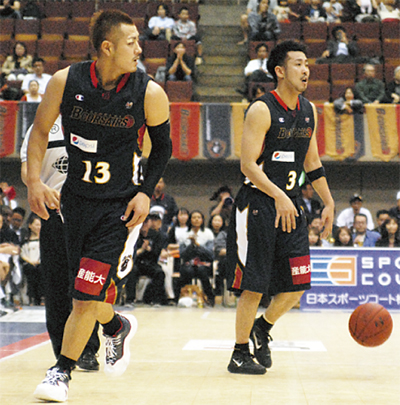 横浜ゆかりの2選手 活躍
