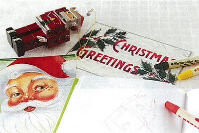 クリスマスカードコンテスト