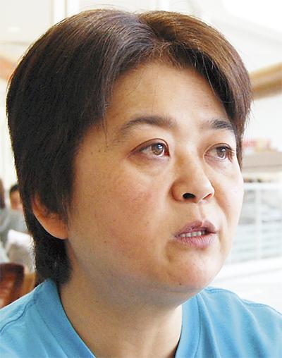 山田 真美子さん