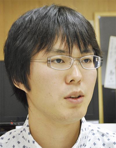 安斉 俊さん