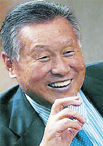 森元首相が特別講演