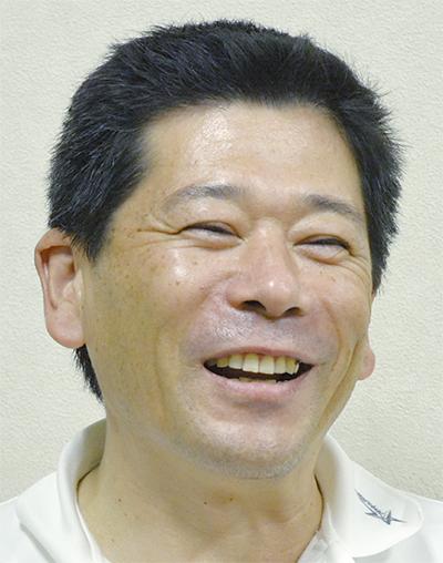 幾田 登さん