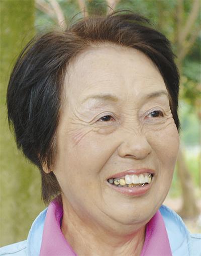 高橋 英子さん