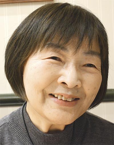 熊本 美也子さん