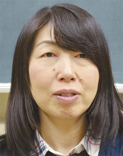 斎藤 美紀さん
