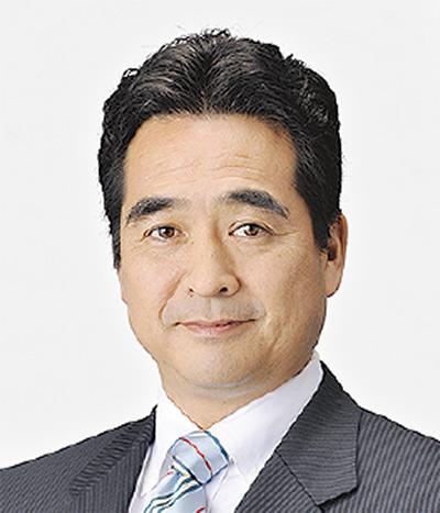 財務副大臣に坂井学氏