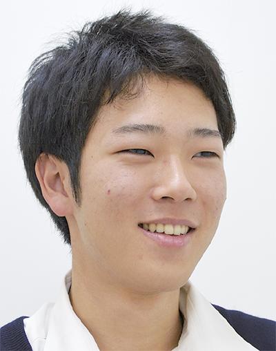 小川 侑大(ゆうだい)さん