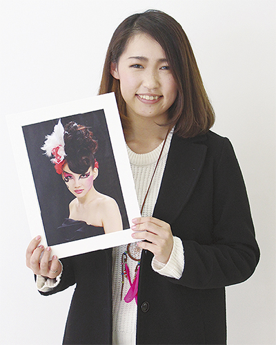 寉田さん準グランプリ
