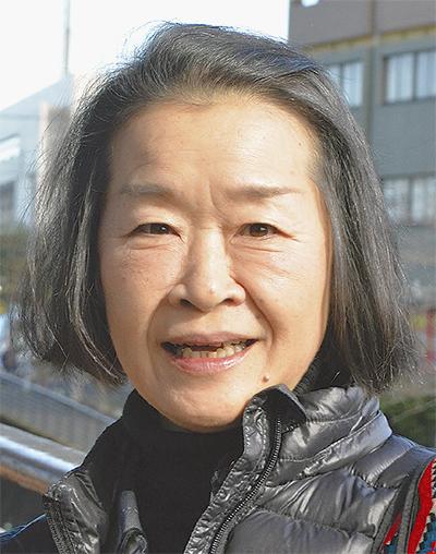 占部(うらべ) 寿子さん