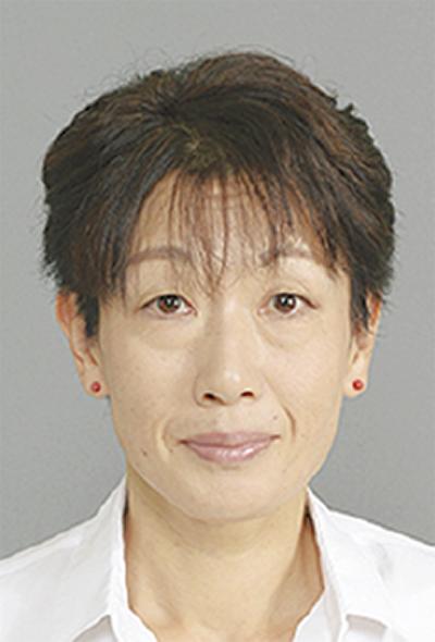 新区長に額田樹子氏