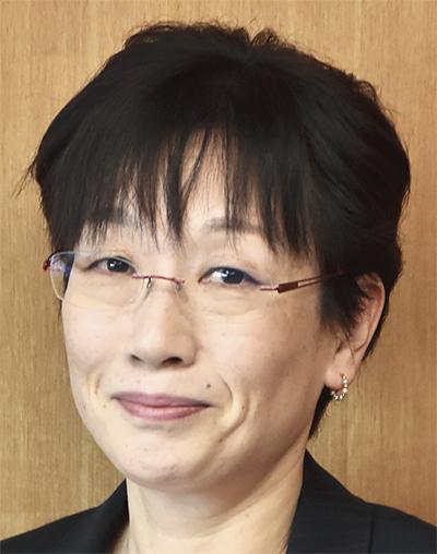 額田 樹子さん