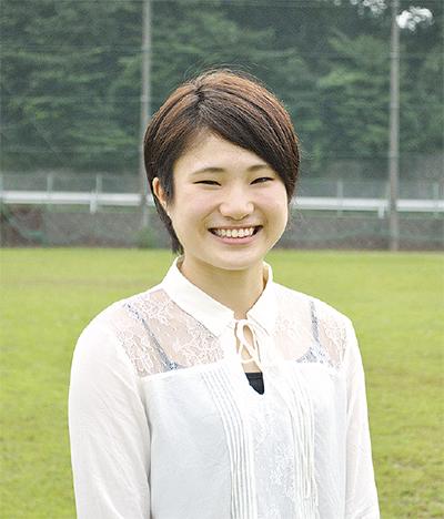 加藤茜さんが二冠達成