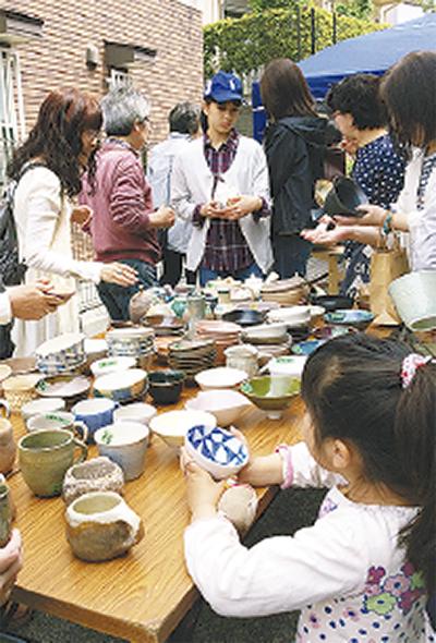 秋の陶芸まつり