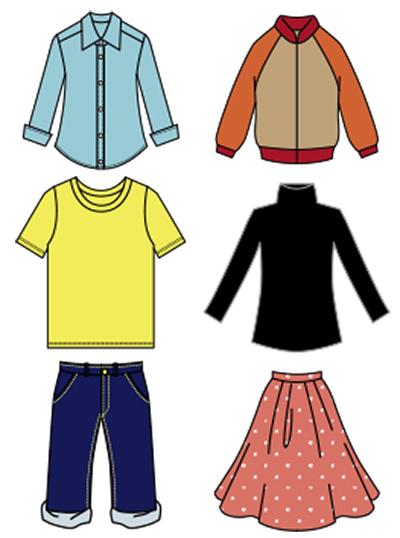 衣類のリユース