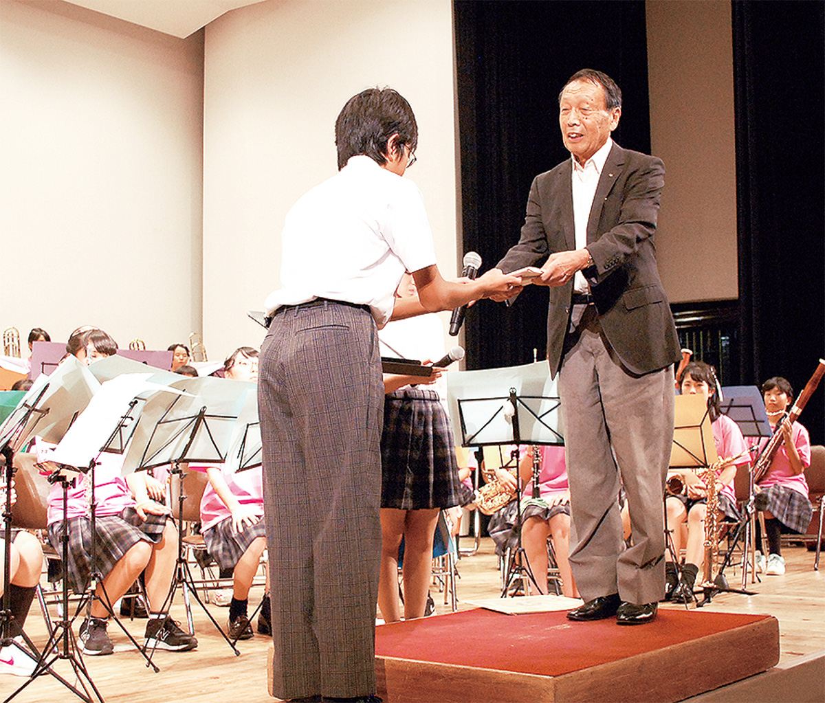 中和田の思い、社協へ