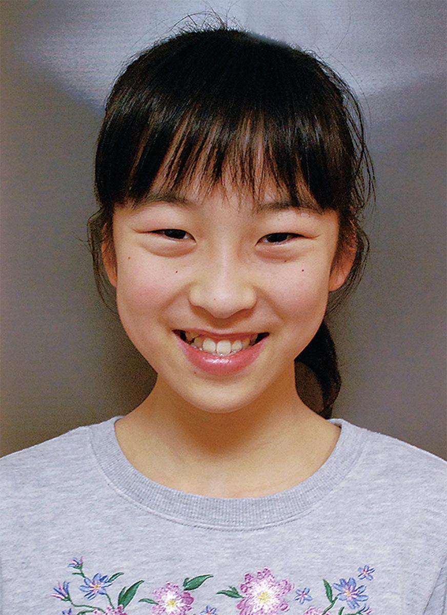 森田さんが教育委員会賞