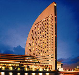 横浜のシンボル的ホテル
