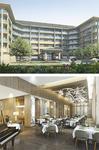一流リゾートホテルのような充実した生活環境を完備する