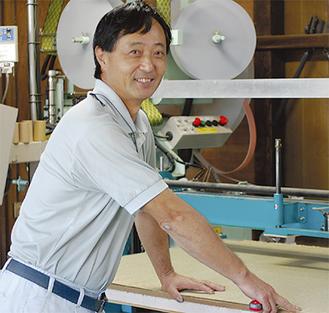 3代目の立川和重さん
