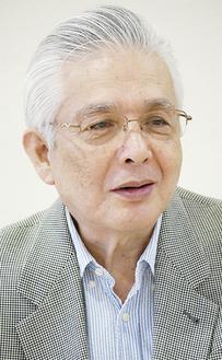 西川久生会長
