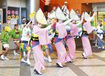 西谷連の阿波踊り