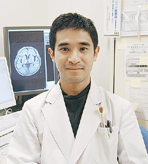 神経内科の中原淳夫医師