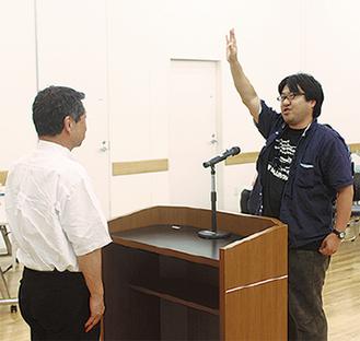 戸塚区民野球大会が開幕