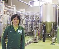 工業団地にビール工場