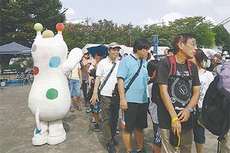 東戸塚のイベントも多数が参加した