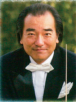 指揮の井崎さん
