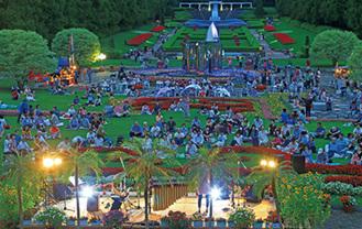 第10回大賞「魅惑のフランス式庭園」今井敏夫(相模原公園)
