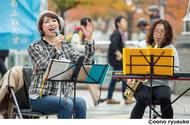 集まれ、街の音楽家