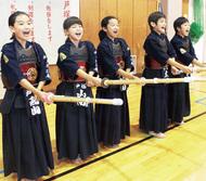 少年剣道で全国へ