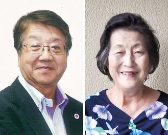 上田さん(右)と齋藤さん