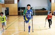 障害者スポーツに触れる