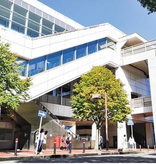 開業40周年を迎えた東戸塚駅